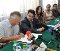 Kluby AZS UMCS i SPR Lublin rozpoczynają współpracę