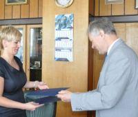 Porozumienie o współpracy między UMCS a Lublindis Sp. z o.o.