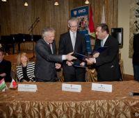 Współpraca UMCS z Kraśnikiem i Węgrami