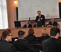 Konferencja: Miasta, aglomeracje, metropolie wobec...