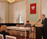 """Promocja """"Wierszy i poematów"""" Józefa Czechowicza"""