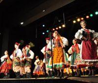 Koncert kolęd Zespołu Tańca Ludowego UMCS