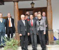 Wizyta Ambasadora Szwajcarii