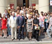 Lato Polonijne - spotkanie z Prezydentem Miasta Lublin