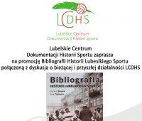 Lubelskie Centrum Dokumentacji Historii Sportu