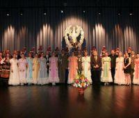 Koncert Zespołu Tańca Ludowego w Akademii Obrony Narodowej