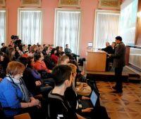 "UMCS na konferencji  ""Pro100 do Prezydencji. Forum"""