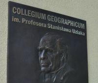 Odsłonięcie tablicy pamiątkowej dedykowanej Prof. S....