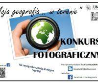"""Konkurs Fotograficzny """"Moja Geografia . . . w..."""
