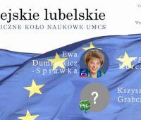 PKN zaprasza na debatę Europejskie Lubelskie- samorząd...