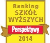 UMCS w Rankingu Szkół Wyższych 2014