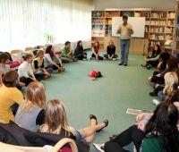 Wizyta wykładowców z Instituto Politécnico - Escola...
