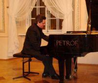 Koncert brazylijskiego pianisty Reginaldo Mordenti