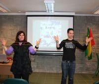 """Wykład: """"Gry i zabawy w kulturze Portugalii""""..."""