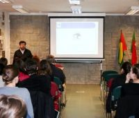 Wykład dr Paulo Mendesa Pinto