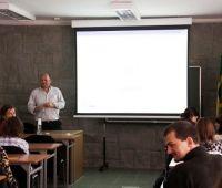 Wykład prof. Manuela Célio Conceição z Uniwersytetu w...