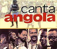 """Apresentação da música africana: """"Canta Angola"""""""