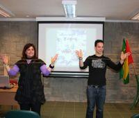 """Palestra: """"Jogos na Cultura Portuguesa"""" e aulas..."""