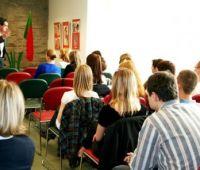 Ciclo de palestras sobre Literatura Portuguesa pelo...
