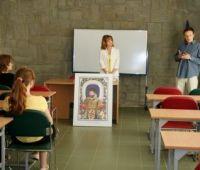 Visita dos alunos do Liceu n˚ 3 em Lublin