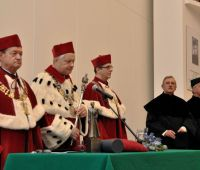Prof. Roman Hauser doktorem honoris causa