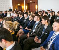 Reprezentacja UMCS  na Europejskim Kongresie Finansowym