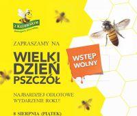 8 sierpnia: Wielki Dzień Pszczół w Ogrodzie Botanicznym UMCS