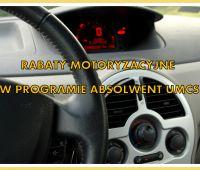 Rabaty motoryzacyjne dla posiadaczy Kart Absolwenta UMCS