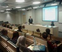 Naukowcy z Ukrainy gośćmi UMCS