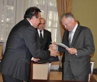 Porozumienie o współpracy z WUN im. Łesi Ukrainki