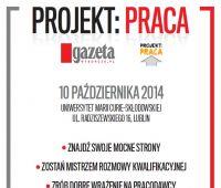 Projekt: Praca - warsztaty dla absolwentów