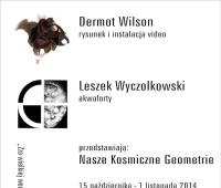 Wystawa: Nasze Kosmiczne Geometrie