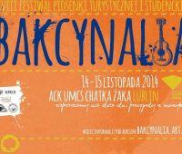 Bakcynalia 2014 - konkurs