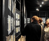 Wystawa Pracownicy UMCS w ekslibrisach Z. Jóźwika