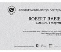 Robert Rabiej - Lumen / obrazy światła