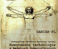 Międzynarodowa Konferencja Humanistyki Cyfrowej - DARIAH-PL