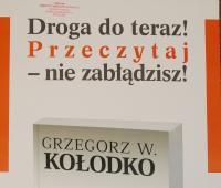 Wykład prof. Grzegorza Kołodko