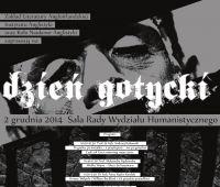Dzień gotycki - zaproszenie