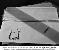 Jan F. Ferenc rysunek - grafika