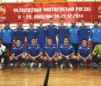 AZS UMCS wśród 8 najlepszych drużyn w futsalu w Polsce