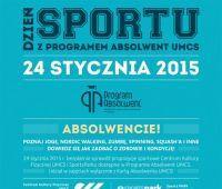 Program oraz zapisy na Dzień Sportu z Programem Absolwent