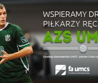 Nowy partner piłkarzy ręcznych AZS UMCS