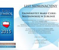 Nominacja dla lubelskich światłowodów