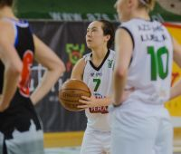 Koszykarki AZS UMCS II przegrały z TS Ostrovia Ostrów...