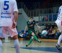 Wygrana futsalistów AZS UMCS w meczu z Cuprum Polkowice