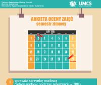Ankieta Oceny Zajęć dla semestru zimowego 2014/2015
