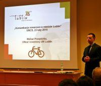 Komunikacja rowerowa w Lublinie - relacja z debaty