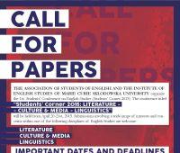 Students' Corner 2015 - konferencja
