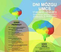 """Konferencja Popularnonaukowa """"Dni mózgu UMCS"""""""