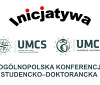I Ogólnopolska Konferencja Studencko-Doktorancka...